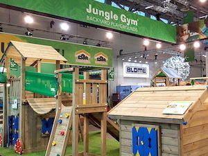 Jungle Gym op de Spoga Gafa 2016