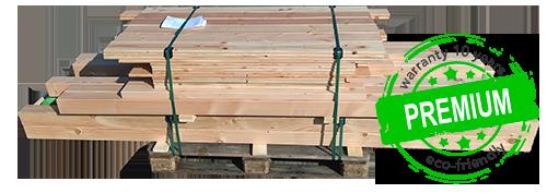 Pallet Premium hout