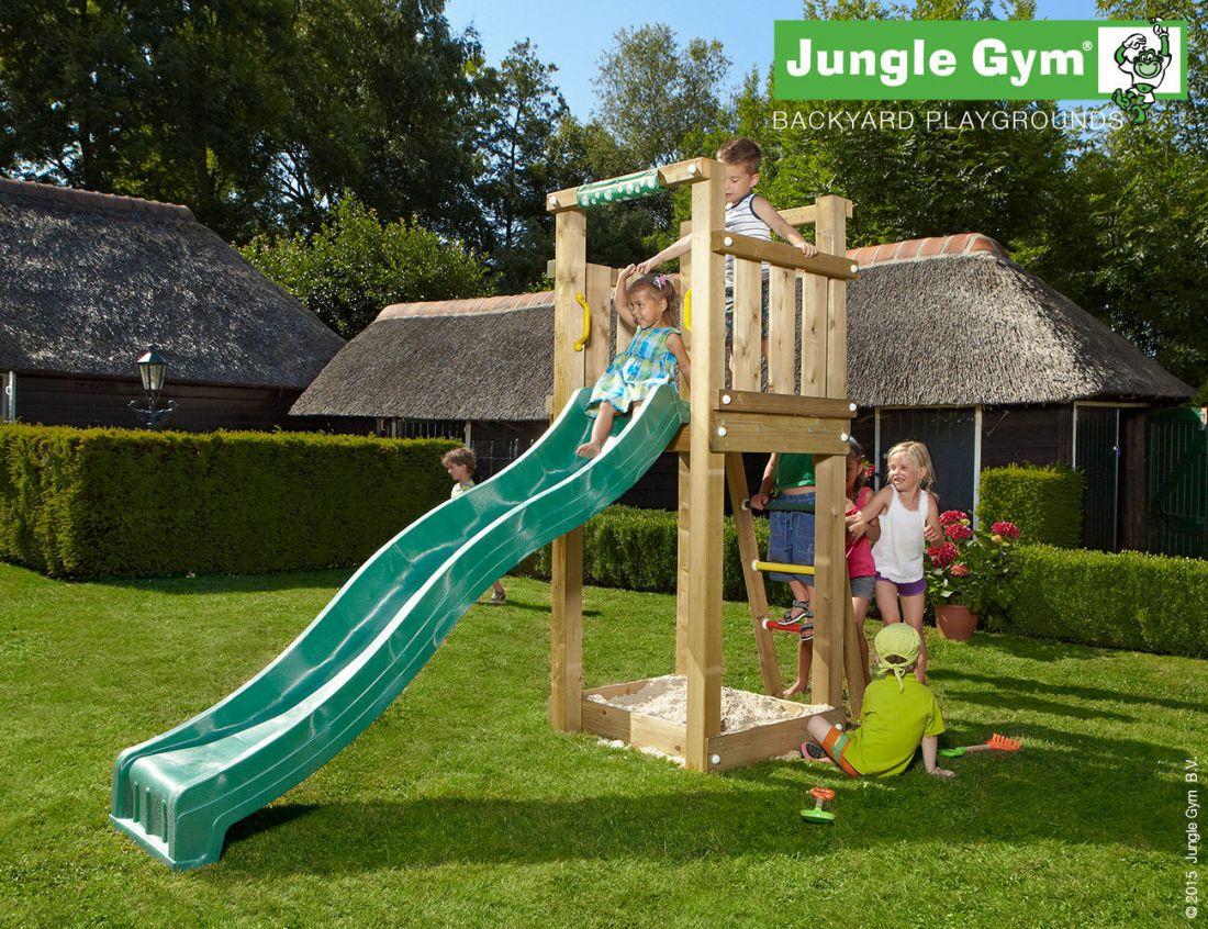 Speeltoestel Kleine Tuin : Welk speeltoestel kies ik voor mijn kleine tuin?